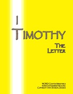 I Timothy cover thumb